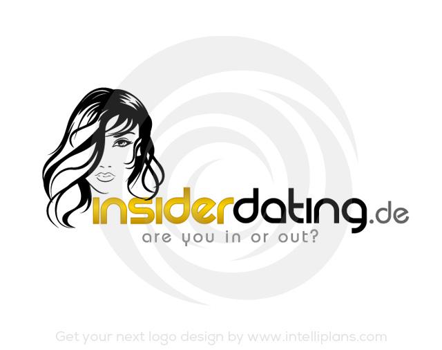 Flat Rate Dating Logos