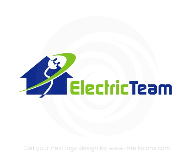 Flat Rate Electronic Logo
