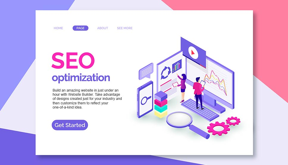 SEO Website Builder