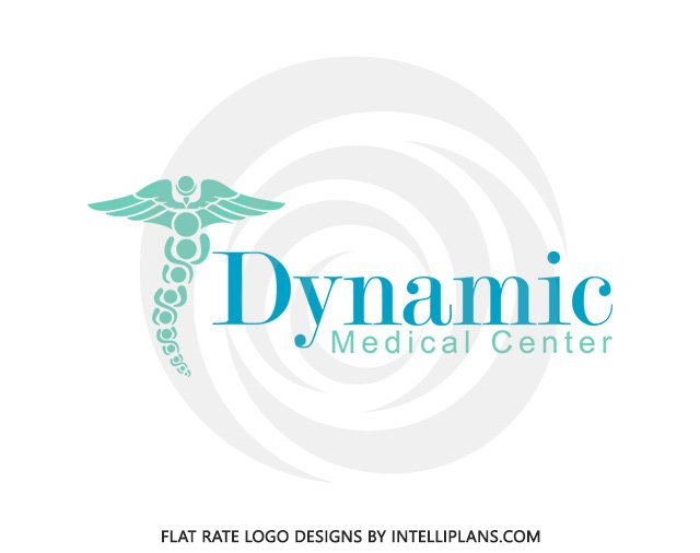 Flat Rate Health Logos - Dynamic Spine and Wellness Center