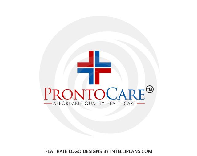 Flat Rate Health Logos - ProntoCare