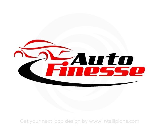 Flat Rate Auto Logos