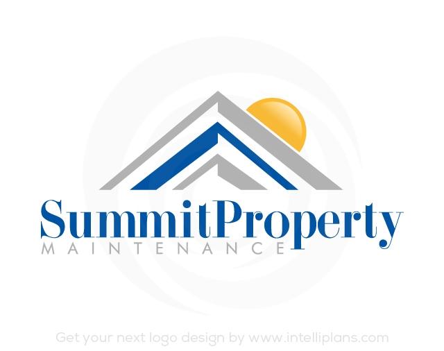 Flat Rate Real Estate Logos