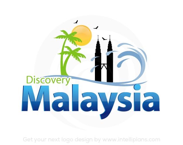 Flat Rate Travel and Tourism Logos