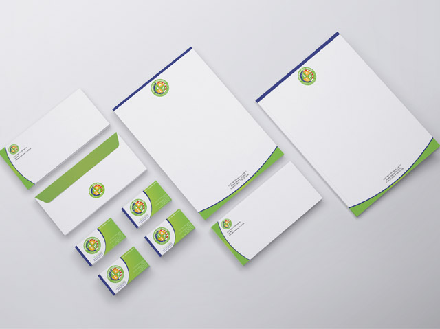 Branding and Corporate Identity for Air Conditioning Corporation