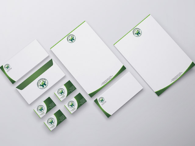 Branding and Corporate Identity for NonProfit Friends of Humanity - FHII