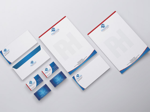 Branding and Corporate Identity for a hospitalists company