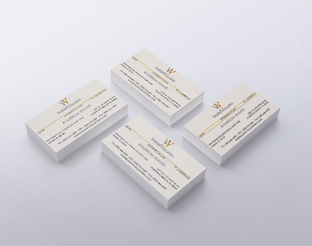Tallahassee FL Law Business Cards
