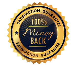 Our 100% Satisfaction Guarantee gives you the assurance that you will be 100% satisfied with your custom logo design.
